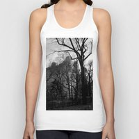 fifth element Tank Tops featuring Fifth Avenue by Wages of Fear
