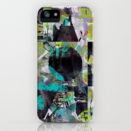Infectious Infrastructure iPhone Case