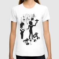 egyptian T-shirts featuring Egyptian by Inka