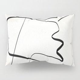 Abstract line art 6 Pillow Sham