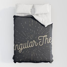 Singular They - Mellow Comforters