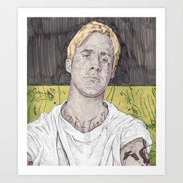 placebeyondthepines Art Print