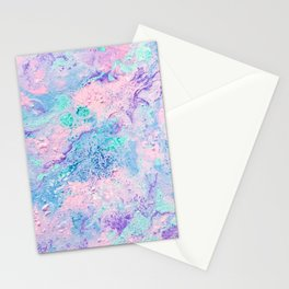 Enif - Abstract Costellation Painting Stationery Cards