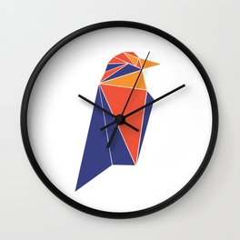 Raven Coin RVN Wall Clock