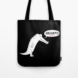 Domo Alligator Tote Bag