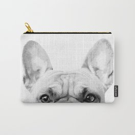 Bruno The French Bulldog Carry-All Pouch