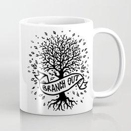 Branch Out Coffee Mug