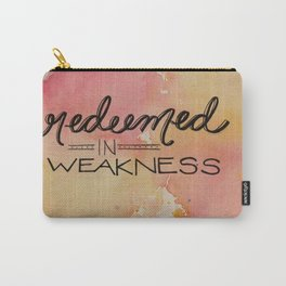 Redeem Carry-All Pouch