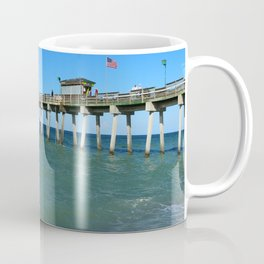 Winter In Florida Coffee Mug