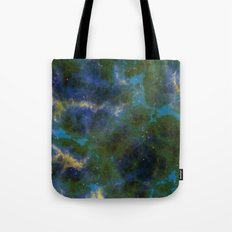 Above The Firmament Tote Bag