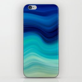 SEA BEAUTY 2 iPhone Skin