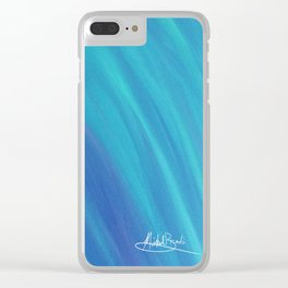 Depth Clear iPhone Case