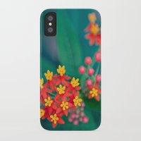 fireworks iPhone & iPod Cases featuring fireworks by shannonblue