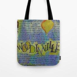 Woodinville, Washington Tote Bag