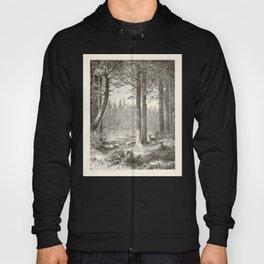 Forest Scene Hoody