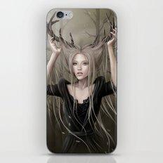 Orée du bois iPhone & iPod Skin