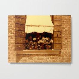 Murano Metal Print