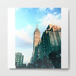 Latino Tower Metal Print