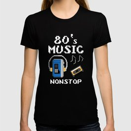 80s music nonstop T-shirt