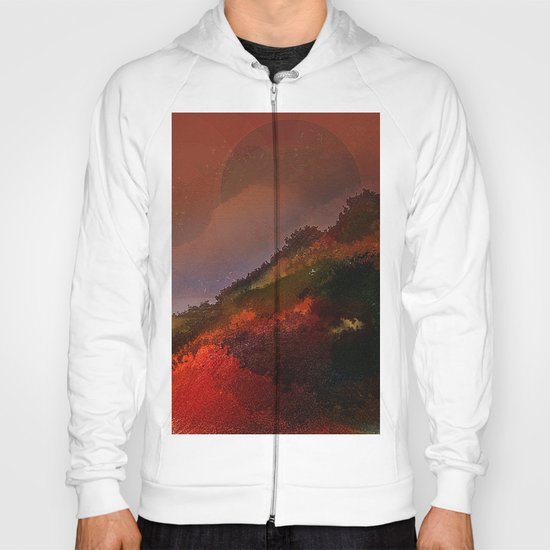 The hill of three pines Hoody