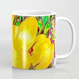 YELLOW CROCUS Coffee Mug