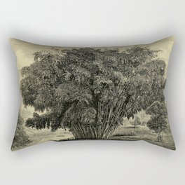 The Gardeners' Chronicle 1881 Rectangular Pillow
