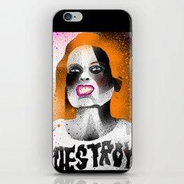 Vivienne Westwood illustration iPhone Skin