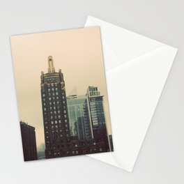 Carbide and Carbon Building Chicago Stationery Cards