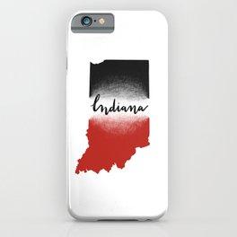 Indiana iPhone Case