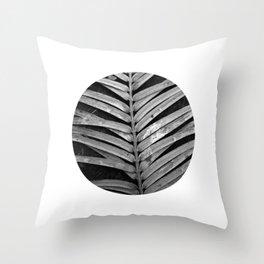 nature rib XI Throw Pillow
