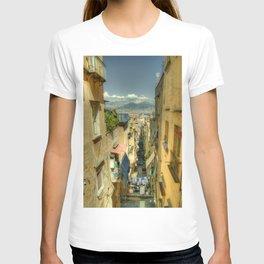 Neapolitan Vesuvius T-shirt
