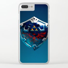 Link Shield Clear iPhone Case
