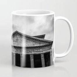 Clouds Over The Pantheon Coffee Mug