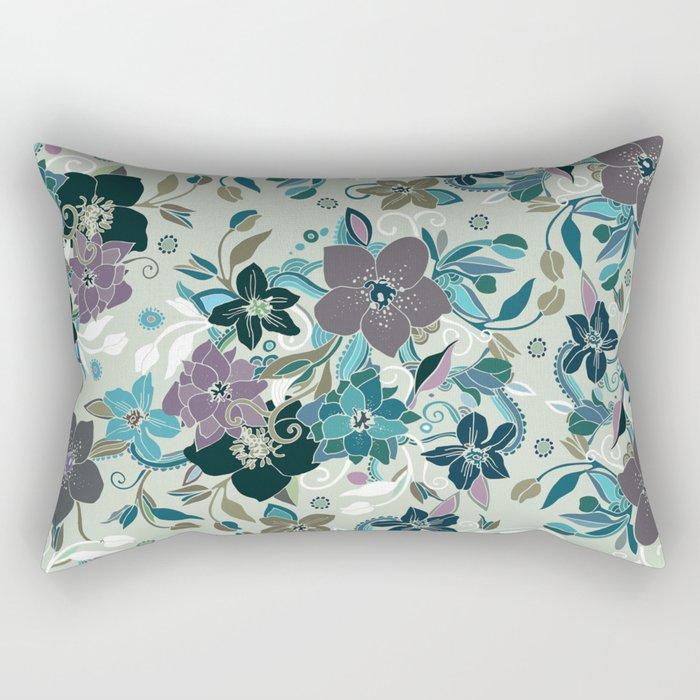 Hellaborus II Rectangular Pillow