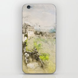Great Chinese Wall iPhone Skin