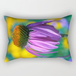 Dreaming in Color Rectangular Pillow