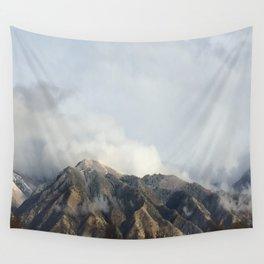 Mountain Peak Wall Tapestry