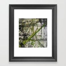 Abstract #77 Framed Art Print