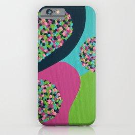 Happy I iPhone Case