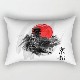 Kyoto - Japan Rectangular Pillow