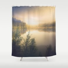 The perfect organism Shower Curtain