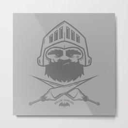 Sir Arthur - Ghosts n' Goblins Metal Print