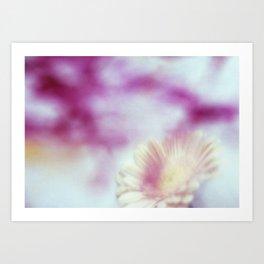 Coloured Memories Art Print