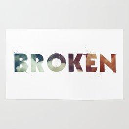 Broken Rug