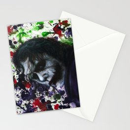 Colour Chaos Stationery Cards