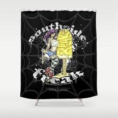 Southside Freak Shower Curtain