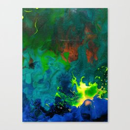 Sanctified Canvas Print