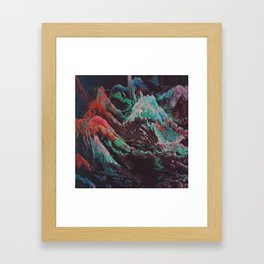 GŪŠHR Framed Art Print