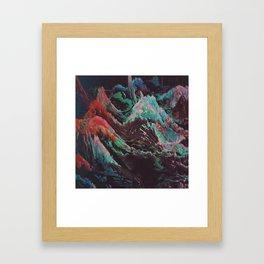 GŪŠHR Framed Art Print