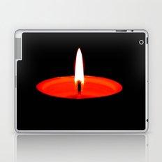 Single Flame Laptop & iPad Skin